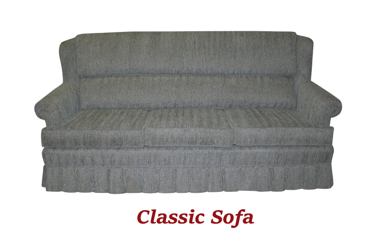 Classic Sofa - MBU Furniture Line