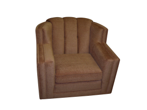 Upholstered Chair in MBU Line
