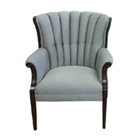 Re-upholstery of chairs by MBU Interiors