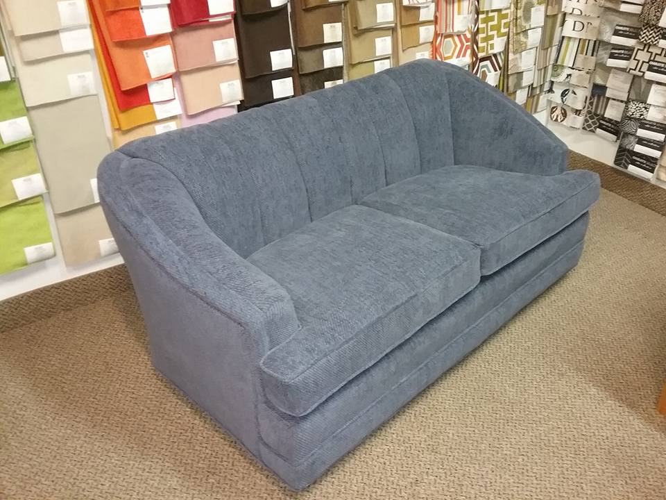 MBU Furniture Curved Back Sofa