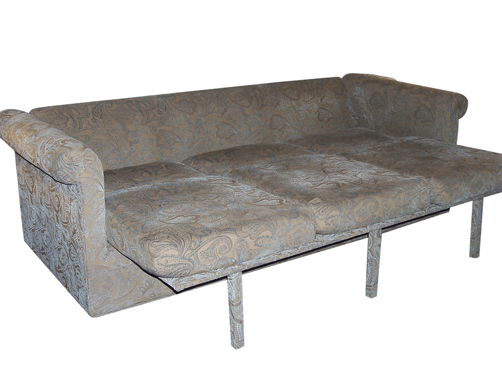Open Sofabed design